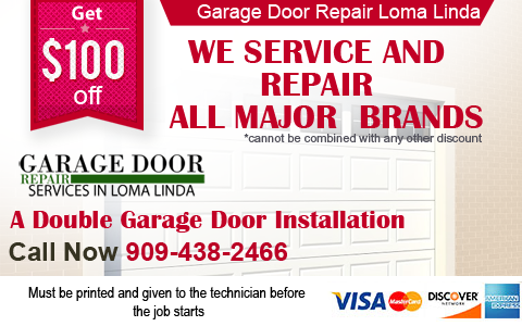 Affordable garage door repair coupons
